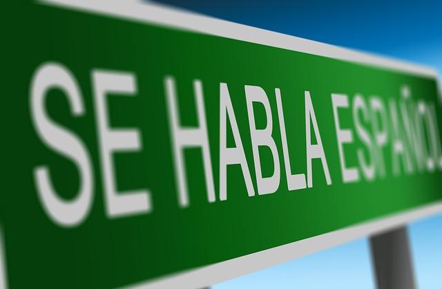 Spanish Language's False Friends