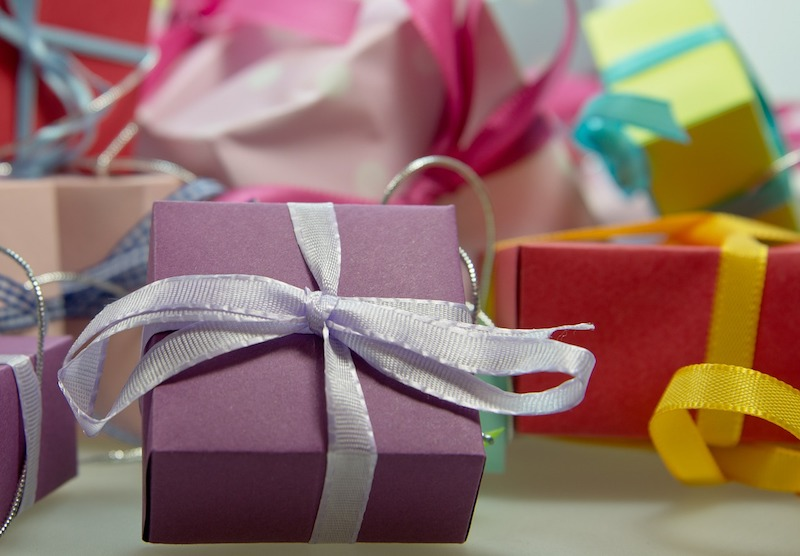 Countries where gift giving is the norm in business