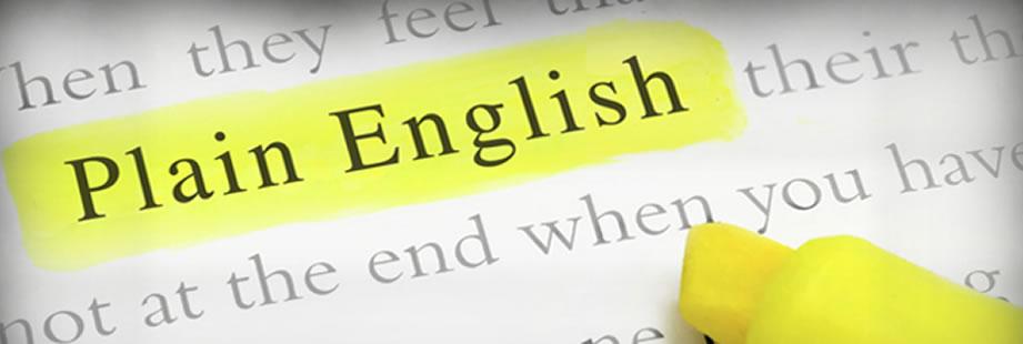 Business Benefits Of Plain English