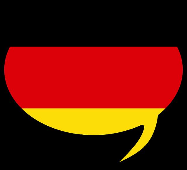 talk german